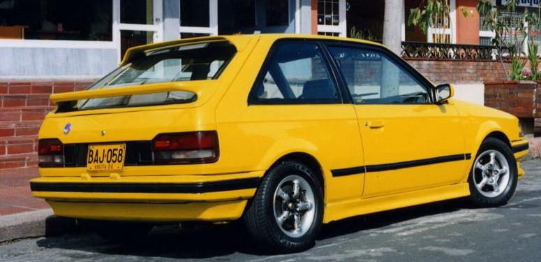 Mazda Piolin 1